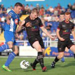 Mark O'Sullivan Waterford FC (Credit Noel Browne)