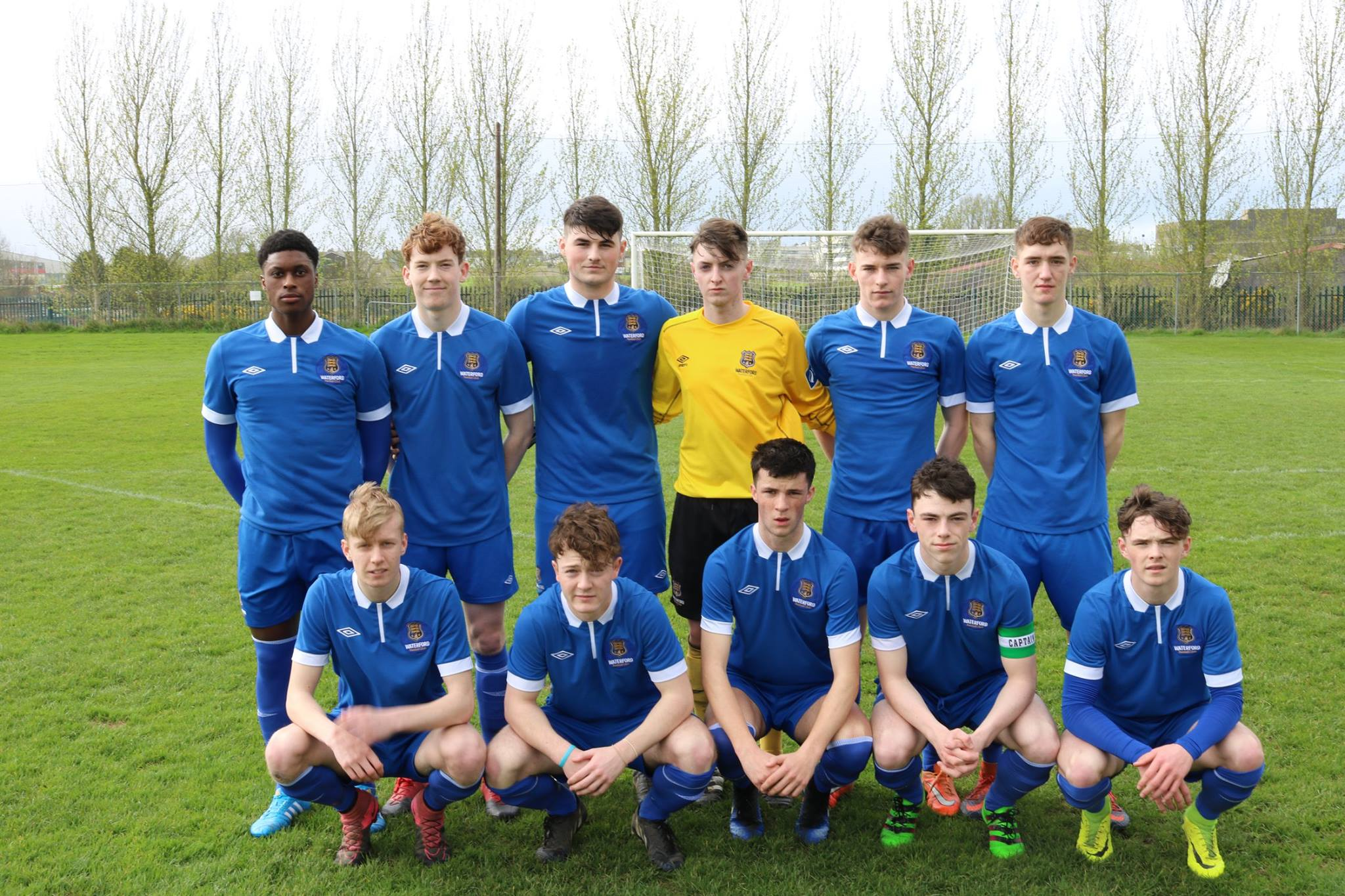 Waterford FC U19 v UCD