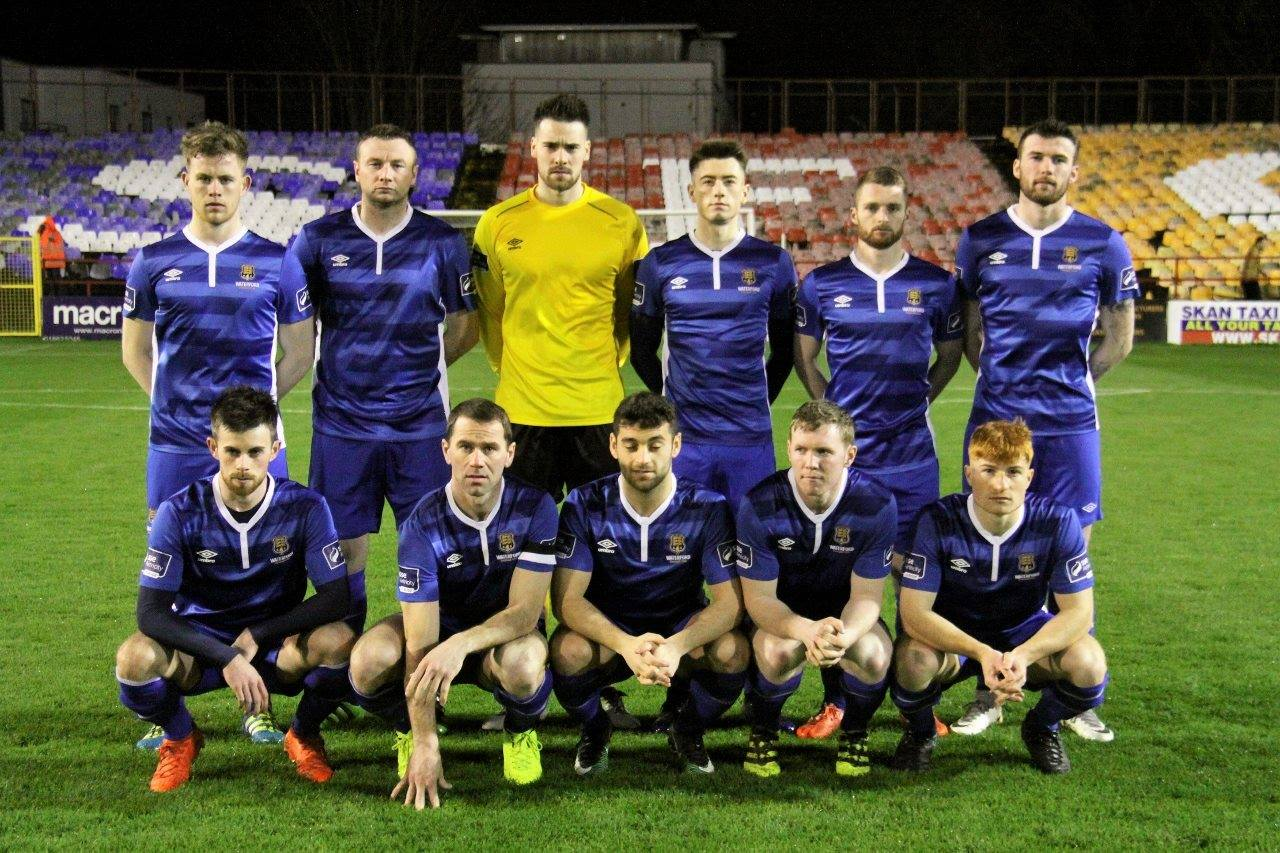 Waterford FC v Shelbourne