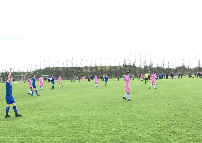 Waterford FC U15 v Wex