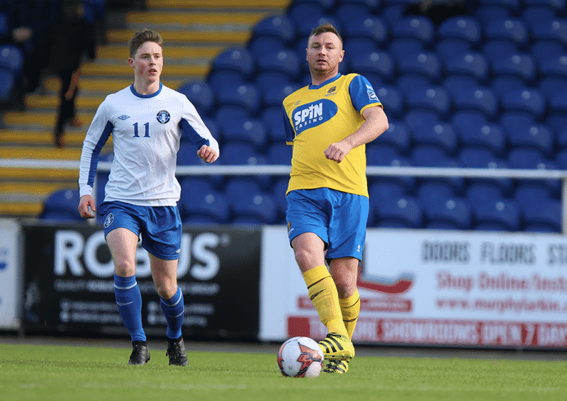 Kenny Browne Waterford FC Credit Michael P Ryan