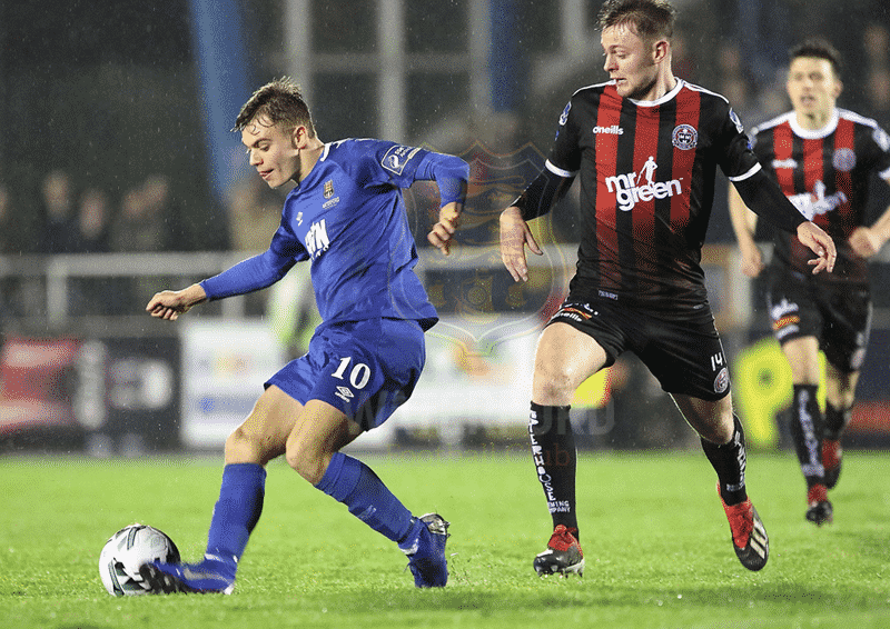 Scott Twine Waterford FC v Bohs Credit Noel Browne