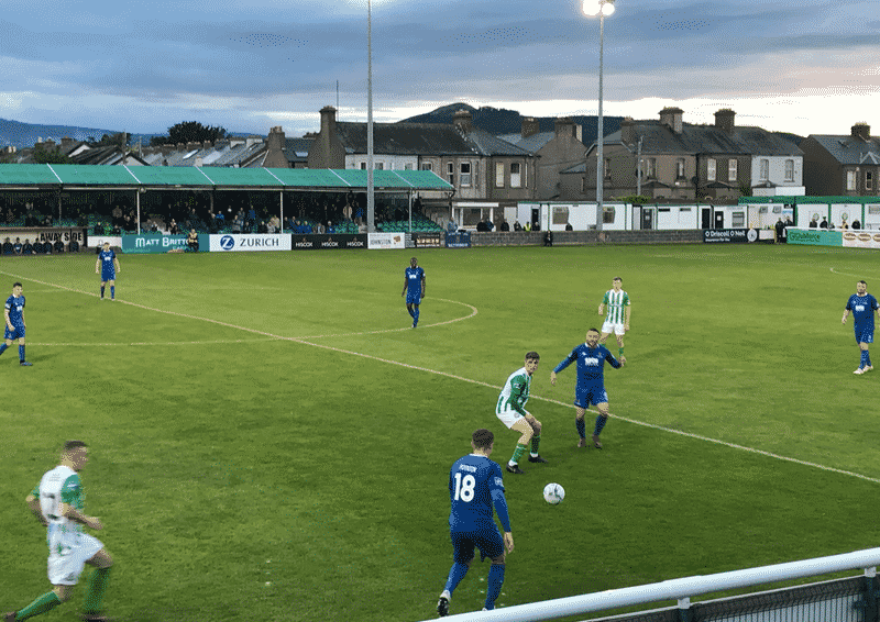 4cdd0a2f096f3 Waterford FC REPORT: Bray Wanderers 0-1 Waterford FC - Waterford FC
